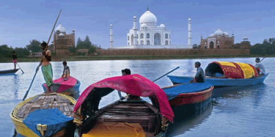 agra tourist attraction